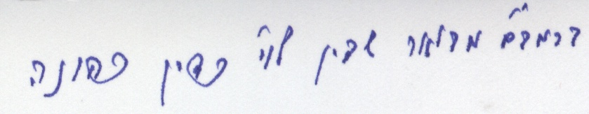"""ברמב""""ם מבואר שדין לוי' כדין כהונה"""